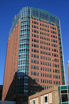 Hub Tower DRM Development Des Moines Iowa USA